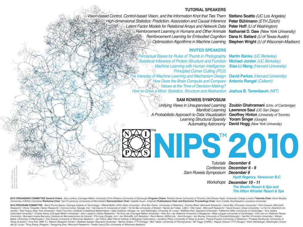 NIPS 2010