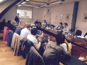 X5GON project kick-off meeting