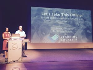 """Artificial Intelligence: Research, Technology and Business in OER"" focused satellite at the 2nd World Congress on Open Educational Resources in Ljubljana, Slovenia on 18-19 September 2017"