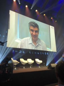 Yoshua Bengio @ World Summit AI - The world's leading AI summit for the entire AI ecosystem, Enterprise, Big Tech, Startups, Investors, Science