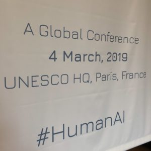 "UNESCO Conference ""Principles for AI: Towards a Humanistic Approach?"""