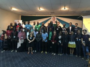 AI4D mini-grants presentations, Nairobi 2019