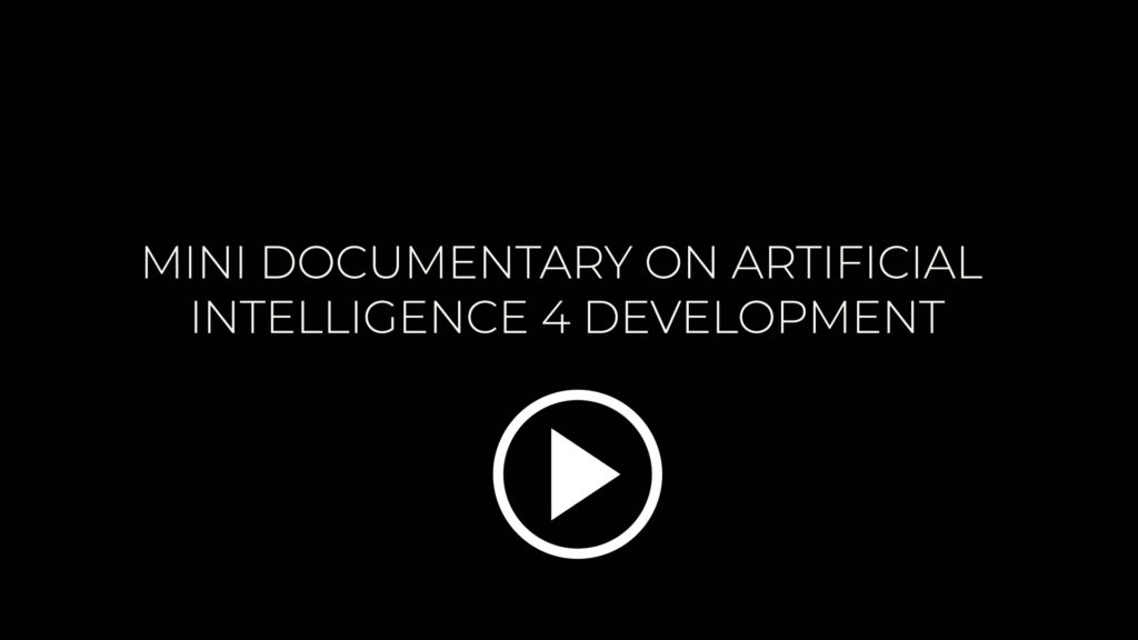 Mini-documentary on AI4D Artificial Intelligence 4 Development